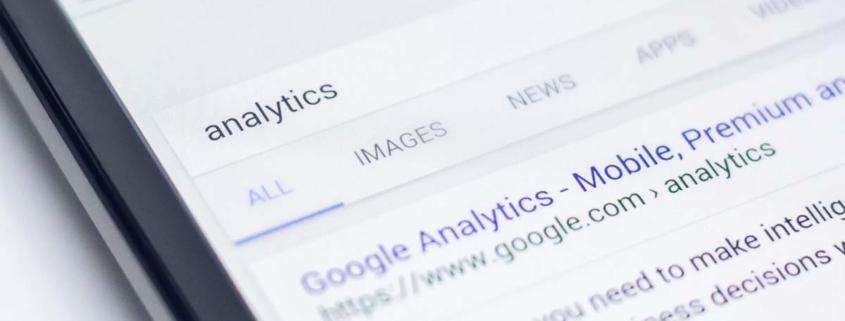 Webwinnaar Webdesign - Google Analytics voor jouw website of webshop
