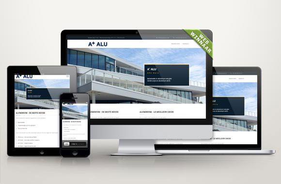 WebWinnaar - Webdesign A Plus Alu - Wij maken mooie nieuwe websites of webshops die hoog scoren in Google en andere zoekmachines
